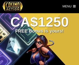 Casino Action - Secure and reliable in Canada