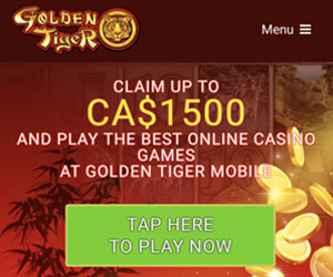Golden Tiger - The most honest casino site