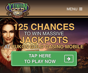 Yukon Gold - Huge spins offer in Canada