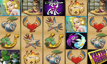 Hot Ink - High Payout slot RTP rate